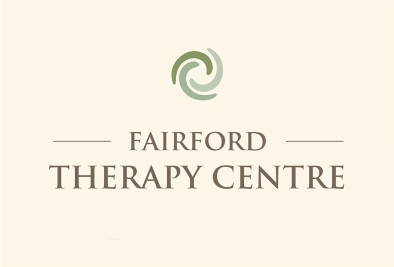 Fairford Therapy Centre Retina Logo